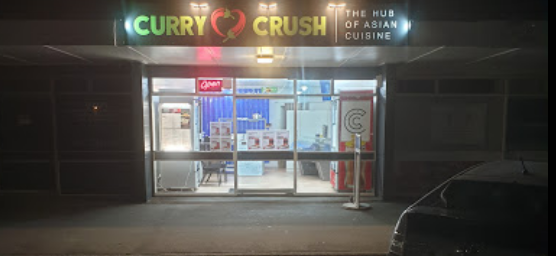Curry Crush Christchurch