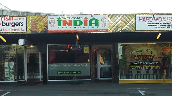 The Great India Restaurant