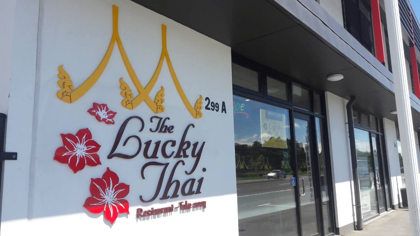 The Lucky Thai Restaurant