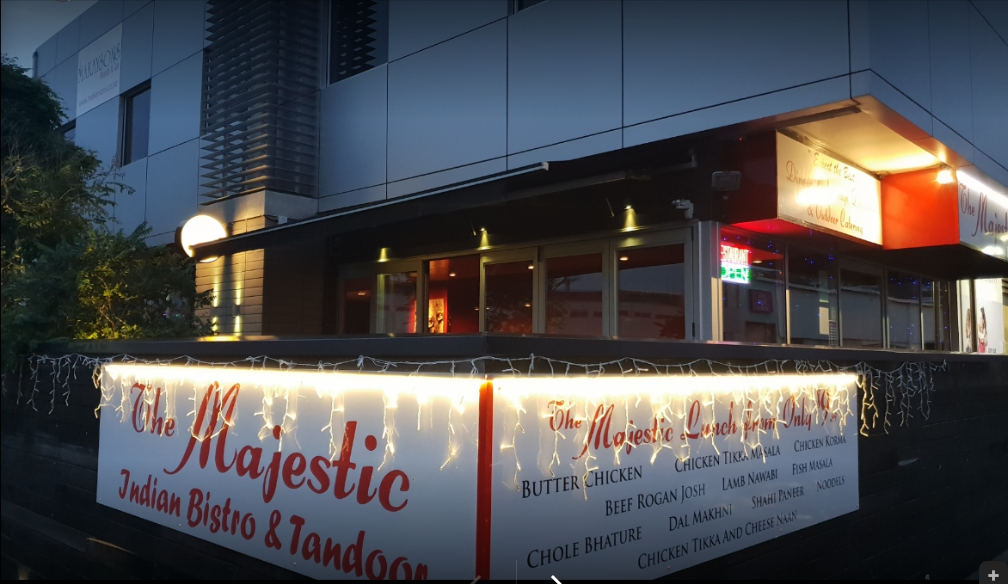 The Majestic Indian Bistro & Tandoor